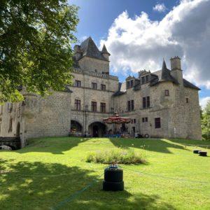 Immotus Verto au Château de Sédière
